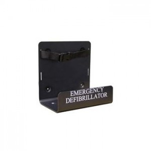 wall mounted bracket lifeline aeds