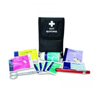 Fast Response First Aid Kit - conents