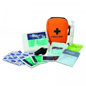 HiViz first aid kit & contents