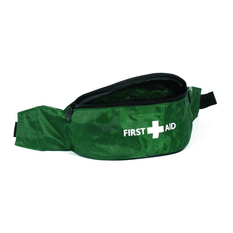 riga first aid bum bag empty