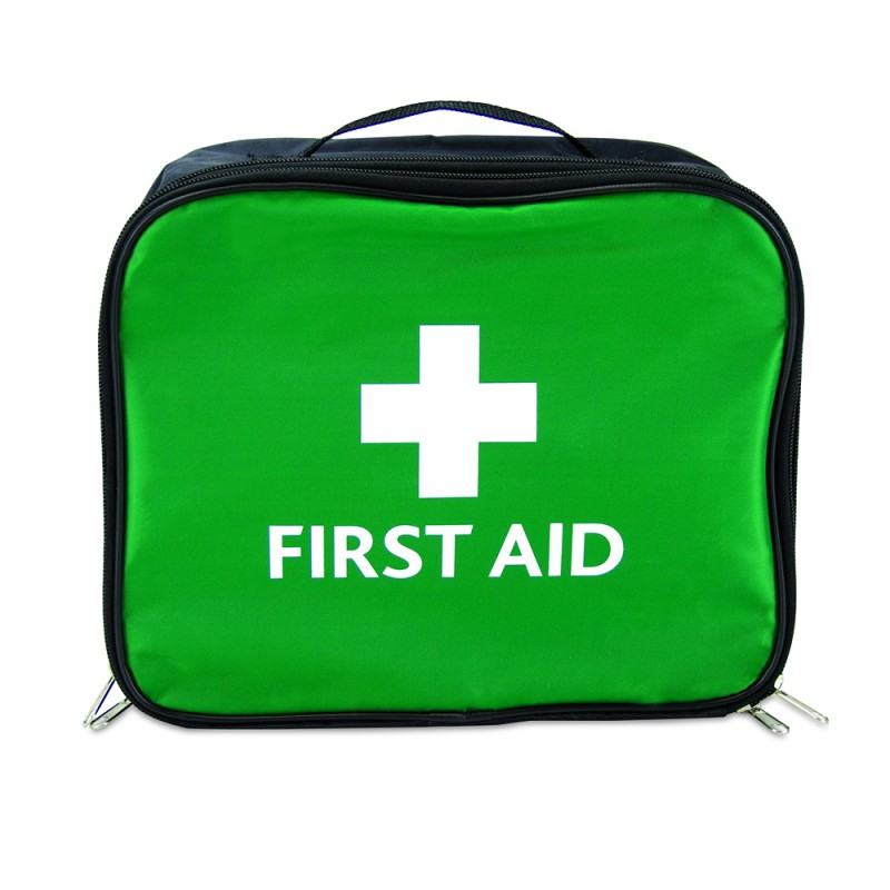 first aid bordeauxbag