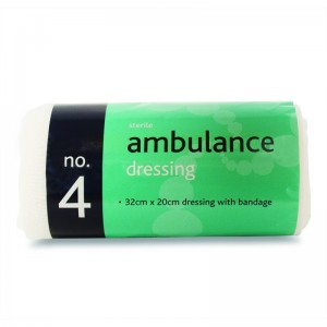 ambulance dressing