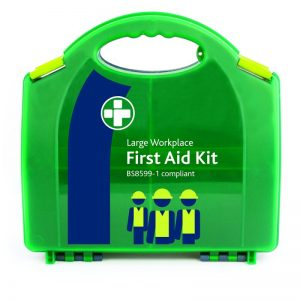 large workplace first aid kit