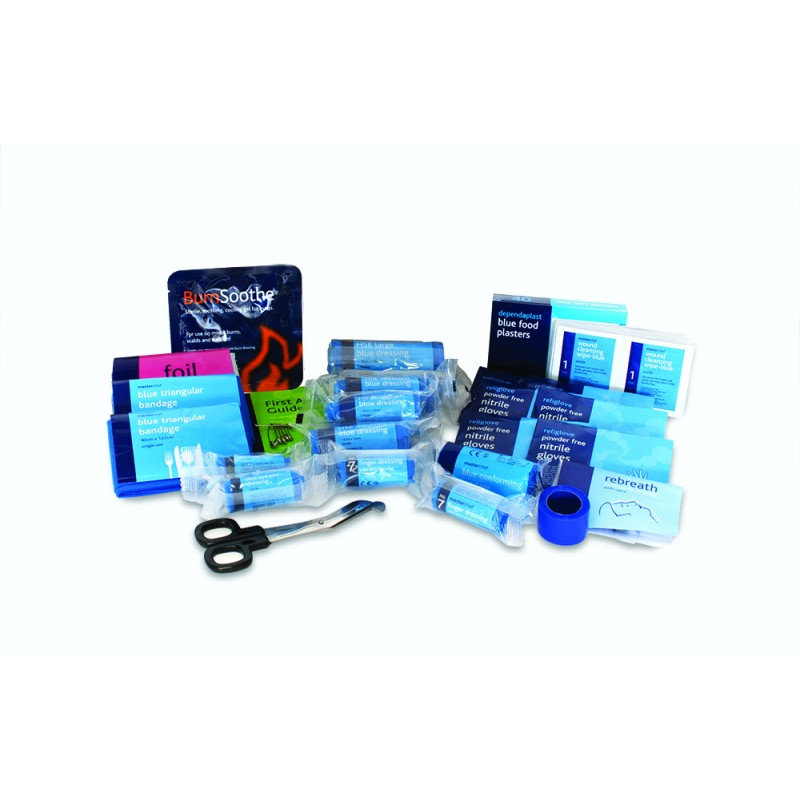 first aid catering small refill kit