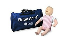 1ce5bcd141d Baby Anne CPR Manikin - St Andrews First Aid