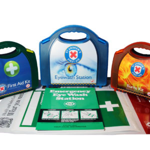 St Andrew's First Aid Essential Workplace Bundle