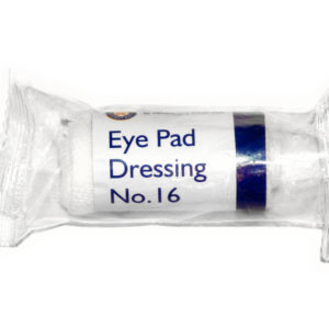 eyepad dressings