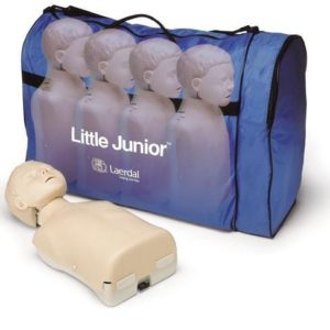 Laerdal Little Junior CPR Manikins