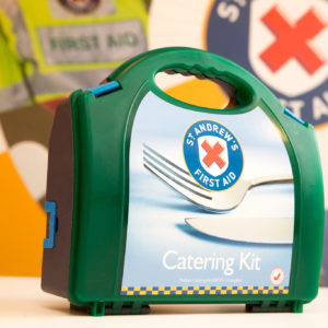 BSi Small First Aid Catering Kit