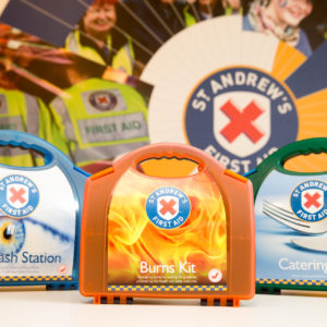 St Andrew's First Aid Catering First Aid Bundle