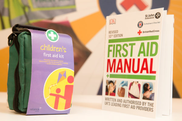 Supplies – Childrens First Aid Bundle Background