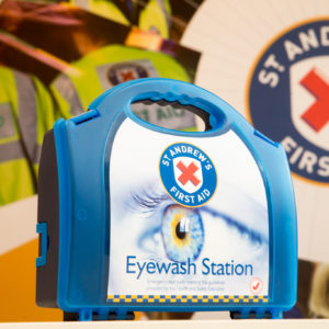Eyewash Station St Andrew's First Aid