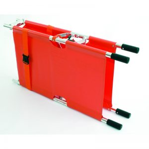 folded stretcher