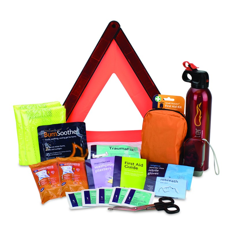 Motokit Accident, Emergency and Breakdown Kit