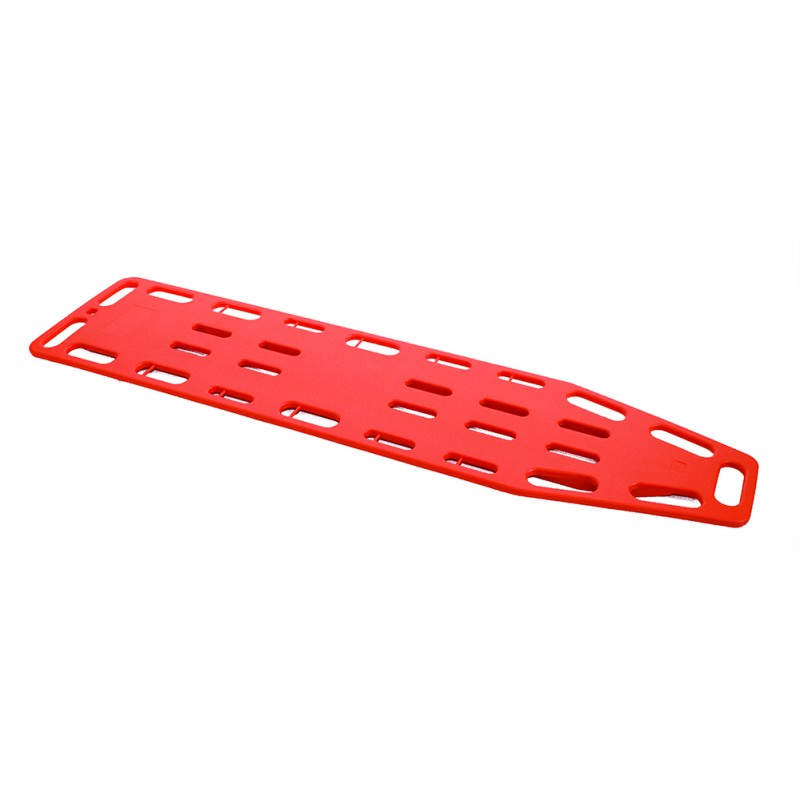 spinal board orange PE material