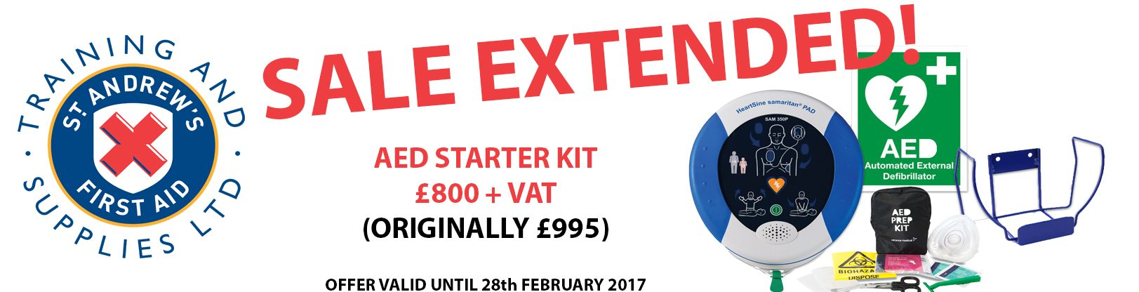 Feb AED Offer