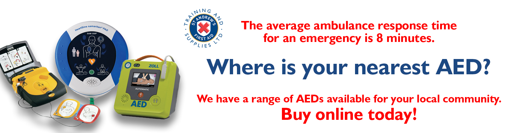 AED in your community