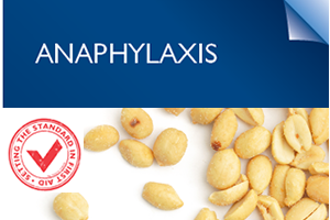 first aid tips - anaphylaxis