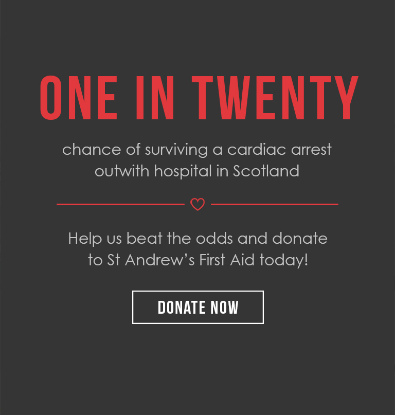 First Aid Charity - Donation