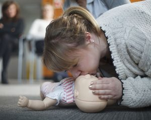 Differences between Baby & Child First Aid and Paediatric First Aid