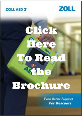 ZOLL AED 3 Brochure