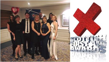 scottish first aid awards