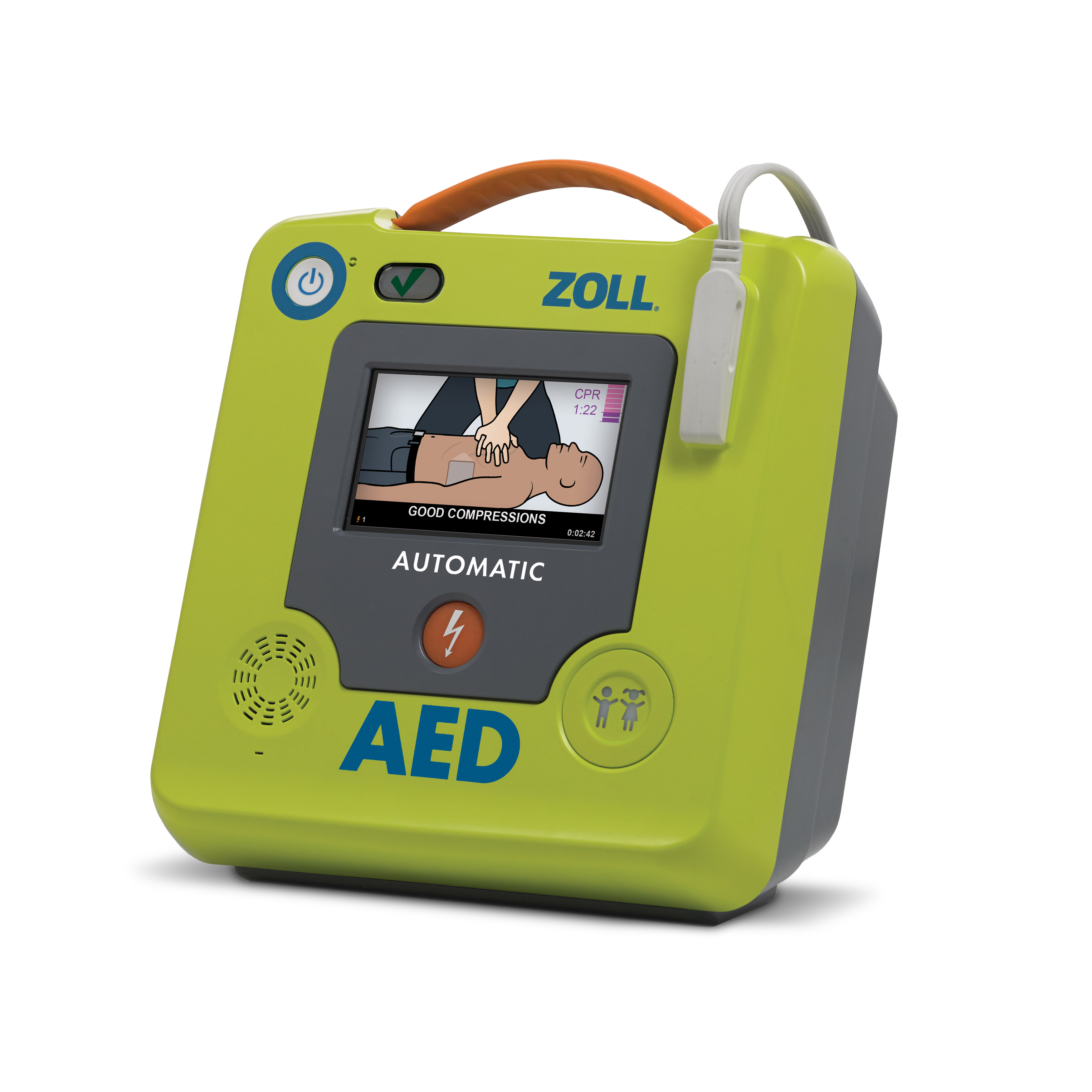 how to make a model of a defibrillator