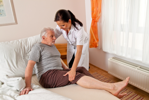 care home first aid
